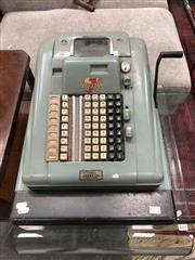 Sale 8896 - Lot 1001 - Vintage Regna Cash Register