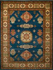 Sale 8353C - Lot 10 - Afghan Super Kazak 383cm x 297cm
