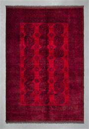 Sale 8499C - Lot 40 - Vintage Afghan Filpa 300cm x 200cm