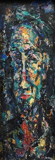 Sale 8525 - Lot 2010 - Joe Rose (1915 - ) - Head, 1961 21 x 60cm