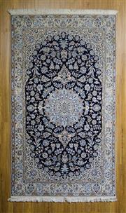 Sale 8559C - Lot 50 - Persian Nain 250cm x 146cm
