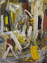 Sale 8787A - Lot 5057 - Brett Mcmahon (1966 - ) - Crossing, 1995 122 x 91cm