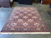 Sale 9051 - Lot 1044 - Red Tone Floor Rug (344 x 250cm)