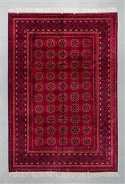 Sale 8499C - Lot 41 - Afghan Khal Mohamadi 300cm x 200cm