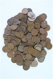 Sale 8835C - Lot 49 - Australian Penny Collection Incl. 1950, 51, 52, 53, 55, 56, 57, 58, 59