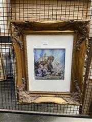 Sale 8914 - Lot 2054 - Norman Lindsay Decorative Print