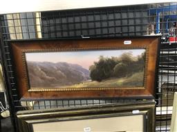 Sale 9147 - Lot 2047 - Artist unknown - Mountains & Landscape