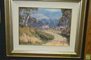 Sale 8425T - Lot 2017 - Pat Murphy (active 1980s) - Heading to the Hills 30 x 40cm