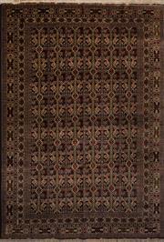 Sale 8455C - Lot 6 - Afghan Qunduzi 300cm x 200cm