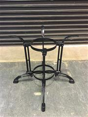 Sale 8451B - Lot 29 - Cast Iron Table Base, for large round cafe table