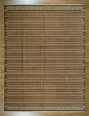Sale 8657C - Lot 24 - Afghan Chobi 310cm x 238cm