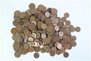 Sale 8835C - Lot 83 - Large Collection of Australian Pennies Incl. 1938-49, Together with a Collection of Australian Half Pennies 1949-64