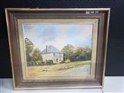 Sale 8958 - Lot 2065 - Beryl Erskine Berrimaoil on canvas board, 60 x 70cm (frame), signed lower left