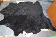 Sale 8390 - Lot 1324 - Faux Cow Hide in Black & White