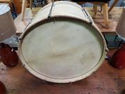 Sale 8669 - Lot 1016 - Marching Bass Drum