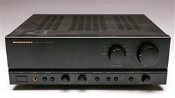 Sale 9136 - Lot 44 - Marantz Pm 50 Amplifier