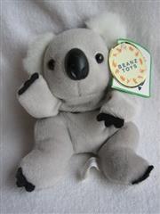 Sale 8288B - Lot 62 - Windmil Toys Beanz Koala, New In Box Approximently 50