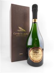 Sale 8479 - Lot 1860 - 1x 2002 GH Mumm Cuvee R Lalou, Champagne - in presentation box