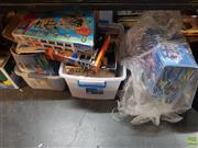 Sale 8582 - Lot 2453 - Collection of Action Figures incl Hasbro Moon Raker Space Explorer & Tomorrow Never Dies & Galoob Star Wars Yavin Rebel Base