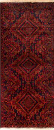 Sale 8455C - Lot 9 - Persian Baluchi 205cm x 86cm