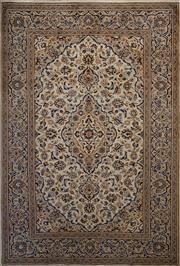 Sale 8455C - Lot 10 - Persian Kashan 300cm x 200cm
