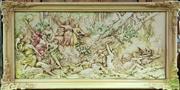 Sale 8629 - Lot 1070 - Framed Roman Scene