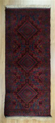 Sale 8657C - Lot 28 - Persian Baluchi 200cm x 80cm