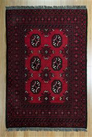 Sale 8657C - Lot 29 - Afghan Turkman 115cm x 80cm