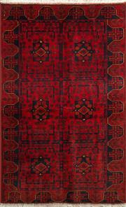 Sale 8353C - Lot 15 - Afghan Khal Mohamadi 200cm x 125cm