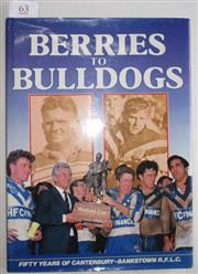 Sale 8418S - Lot 63 - BERRIES TO BULLDOGS, FIFTY YEARS OF CANTERBURY BANKSTOWN RFLC