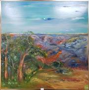 Sale 8595 - Lot 2011 - B.J. Humphreys - Untitled 75 x 75cm