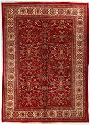 Sale 8740C - Lot 5 - A Persian Sarough 100% Wool Pile, 415 x 310cm
