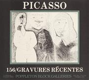 Sale 8794A - Lot 5100 - After Pablo Picasso (1881 - 1973) - 156 /Gravures Recentes (exhibition) 61 x 68.5cm