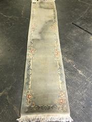Sale 9006 - Lot 1091 - Pure Woollen Hall Runner (350 x 70cm)