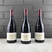 Sale 9089X - Lot 381 - 3x 2009 Landmark Vineyards Grand Detour Pinot Noir, Sonoma Coast