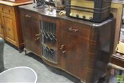 Sale 8284 - Lot 1085 - Art Deco Sideboard