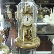 Sale 8336 - Lot 92 - German Infinity Dome Clock