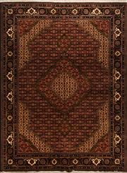 Sale 8455C - Lot 11 - Afghan Tabriz 350cm x 250cm