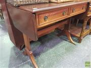 Sale 8495F - Lot 1053 - Dropside Sofa table