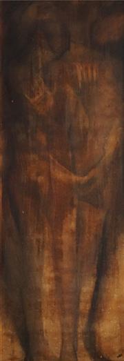 Sale 8656 - Lot 573 - Jacqueline Hick (1919 - 2004) - Lost Identity 113 x 40cm