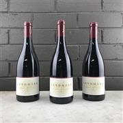 Sale 9089X - Lot 343 - 3x 2009 Landmark Vineyards Grand Detour Pinot Noir, Sonoma Coast