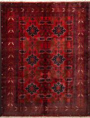 Sale 8353C - Lot 16 - Afghan Khal Mohamadi 200cm x 150cm