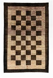 Sale 8760C - Lot 88 - An Afghan Chobi Naturally Dyed In Hand Spun Wool, Very Suitable To Australian Interiors, 270 x 178cm