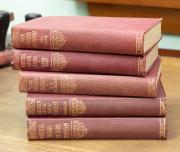 Sale 8795A - Lot 49 - 5 vintage volumes published by Collins, various authors