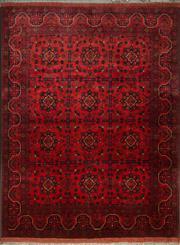 Sale 8353C - Lot 17 - Afghan Khal Mohamadi 240cm x 175cm