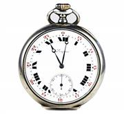 Sale 8402W - Lot 10 - LONGINES SILVER OPEN FACE POCKET WATCH; white dial Roman and Arabic markers, subsidiary seconds on a 17 jewell movement, no. 3472067...