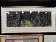 Sale 8429A - Lot 2013 - Carol Anderson (XX) - Untitled, 2000 (Forest) 38 x 112cm