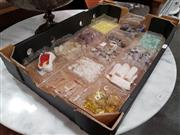 Sale 8724 - Lot 1084 - Set of 26 Geology and Crystal in 2 boxes