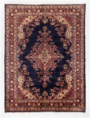 Sale 8740C - Lot 8 - A Persian Hamadan 100% Wool Pile, 392 x 276cm