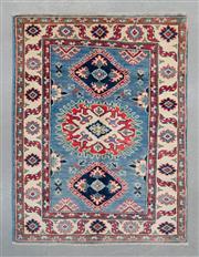 Sale 8499C - Lot 46 - Afghjan Kazak 160cm x 85cm